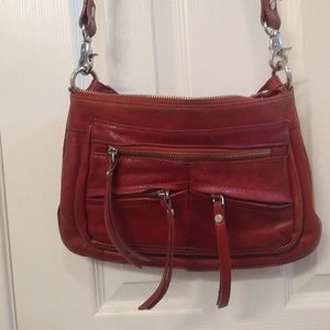 Tano for Barney's vintage leather bag